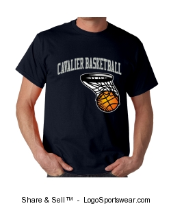 Cavalier basketball 2 Design Zoom